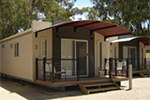 Torrumbarry Weir Holiday Park Cabin